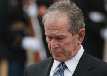 George W. Bush (photo WSB)