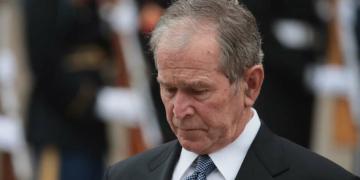 George W. Bush (photo WSB)