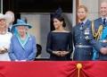 Racisme: La famille Royale britannique de nouveau indexée