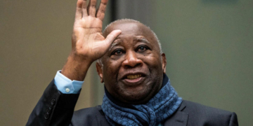Laurent Gbagbo (PHOTO : REUTERS)