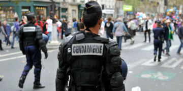 Gendarmes français (Photo DR)