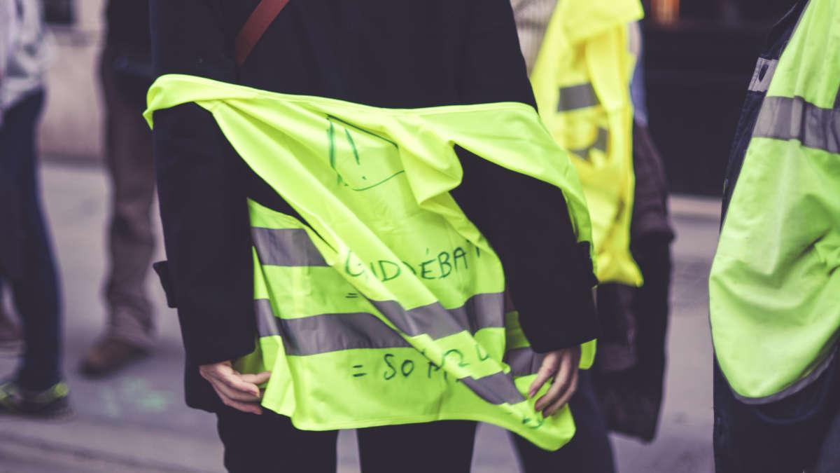 Des gilets jaunes(archives) Photo : Thomas Samson / AFP