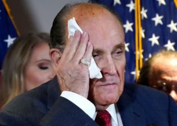 Rudy Giuliani (Jacquelyn Martin / AP)