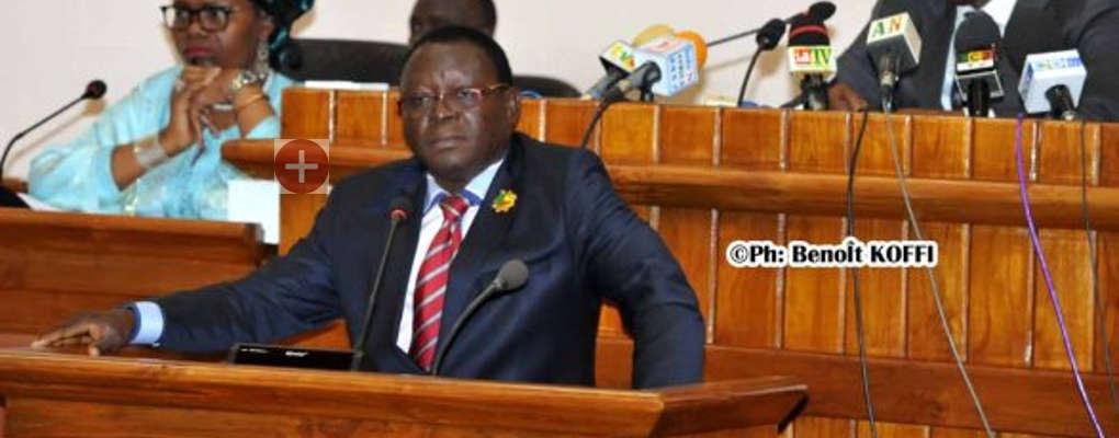 Bénin : Les vraies raisons du départ de Edmond Zinsou du PRD