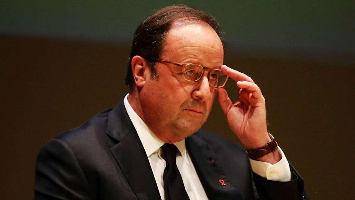 Violence des gilets jaunes : le coup de main inattendu de Hollande à Macron
