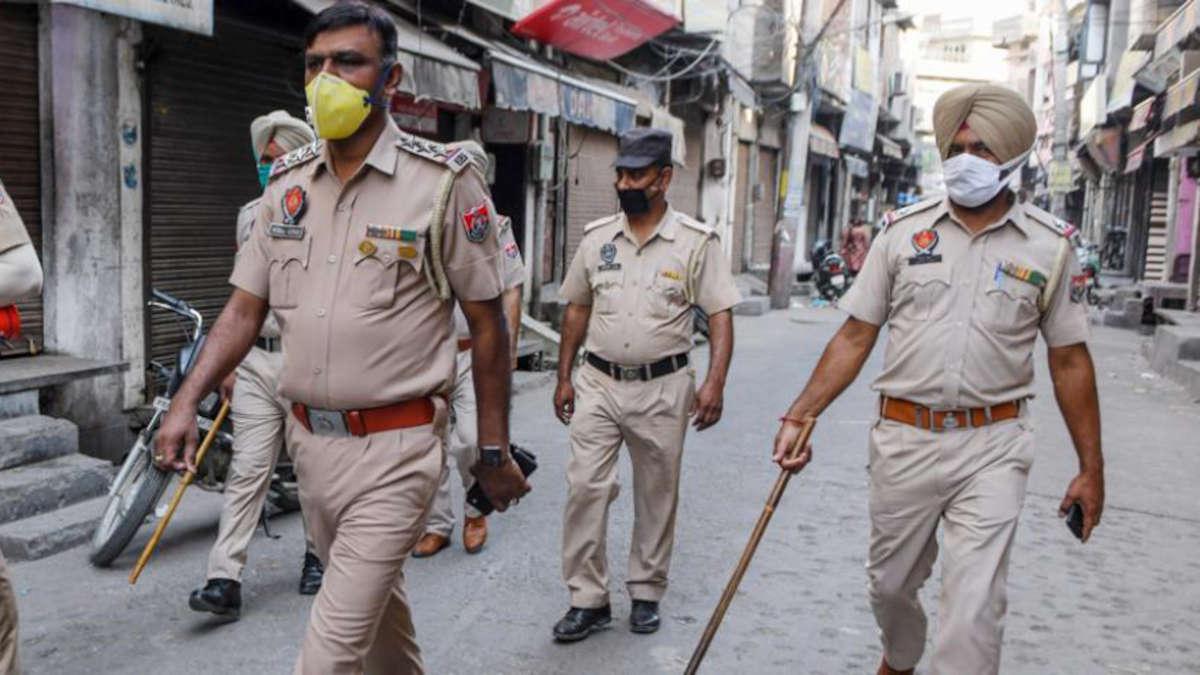 Photo d'illustration : police inde