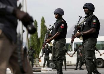 Des policiers nigérians. Photo d'illustration : DR