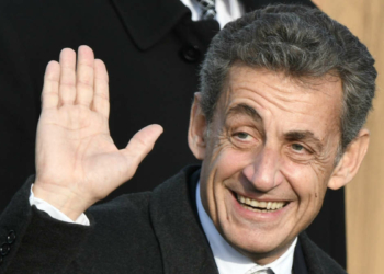 Nicolas Sarkozy (Photo  POOL / AFP)
