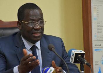 Alassane Séïdou, Ministre de la décentralisation | Photo : DR