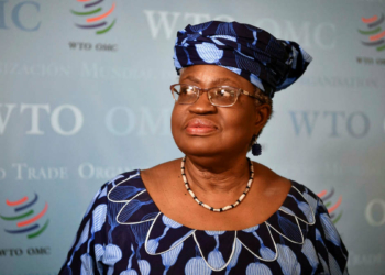 Ngozi Okonjo-Iweala (Photo  AFP via Getty Images)