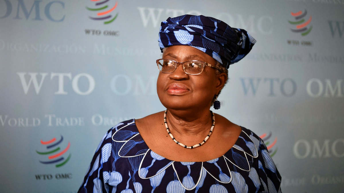 Ngozi Okonjo-Iweala (Photo  AFP via Getty Images)