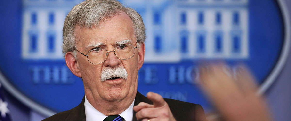 John Bolton | Manuel Balce Ceneta / AP Photo