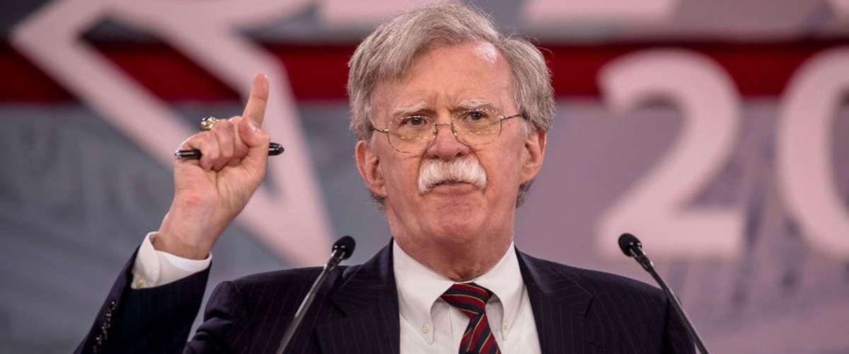 John Bolton - Jeff Malet/NEWSCOM/SIPA