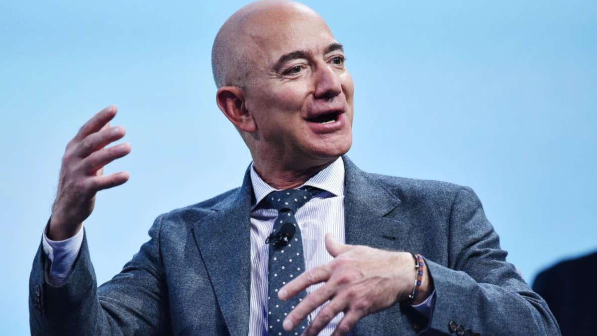 Jeff Bezos (Photo DR)
