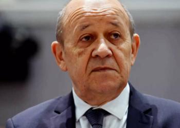 Jean-Yves Le Drian (Johanna Geron / Reuters)