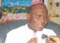 Mgr Roger Houngbédji: la Ceb est préoccupée par la crise politique au Bénin