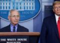 USA : Trump s'en prend au Dr Fauci après ses remarques sur leur collaboration