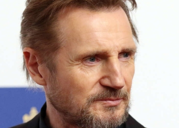 Liam Neeson - Focke Strangmann / EPA-EFE / REX / Shu