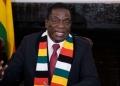 Emmerson Mnangagwa - Photo: Marco Longari Agence France-Presse