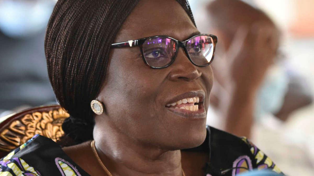 Simone Gbagbo (Photo DR)