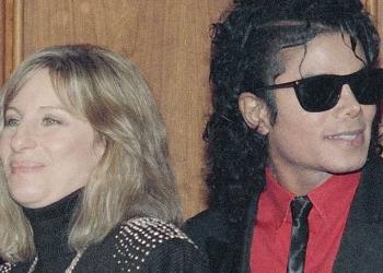 Barbra Streisand, & Michael Jackson. (Mark Avery)