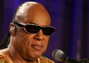Stevie Wonder.   JB LACROIX, WIREIMAGE