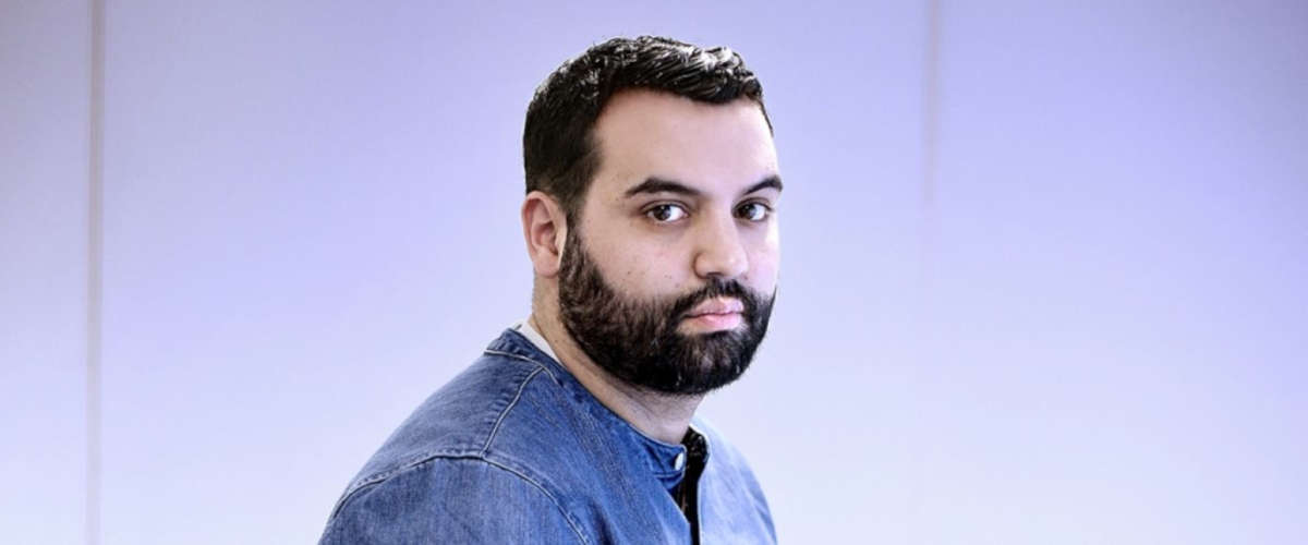 Yassine Belattar. (Bruno Coutier pour l'Obs)