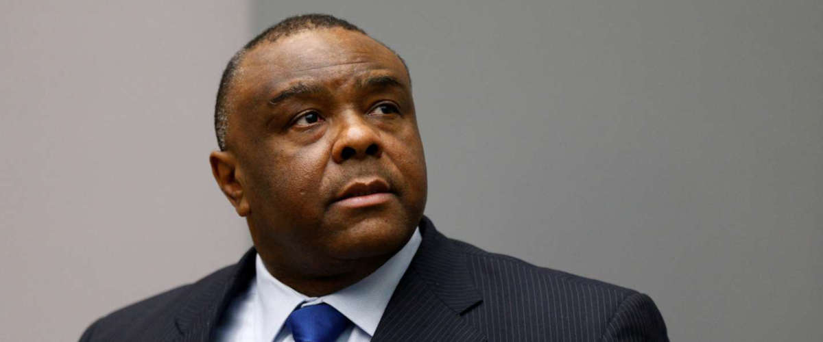 Jean-Pierre Bemba, Photo : MICHAEL KOOREN / REUTERS