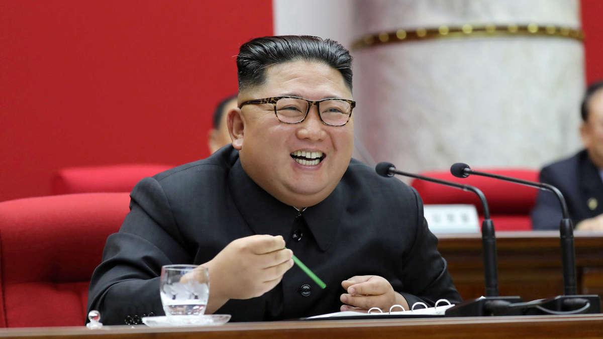 Kim Jong-Un (Photo KCNA)