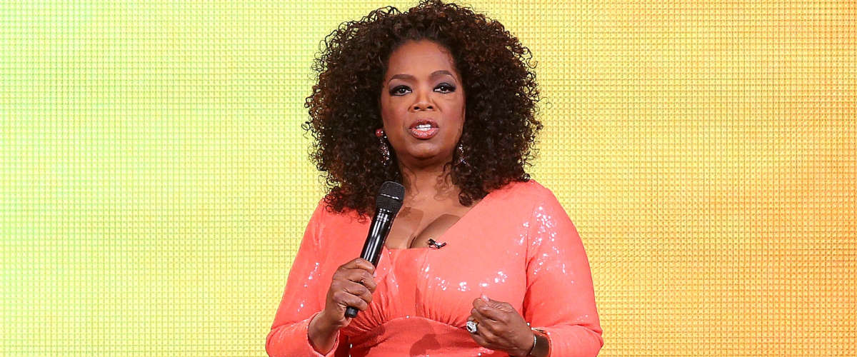 Oprah Winfrey — WireImage/Getty Images
