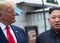 "Kim Jong-un: Trump dit que Biden ne lui ""plaît pas trop"""