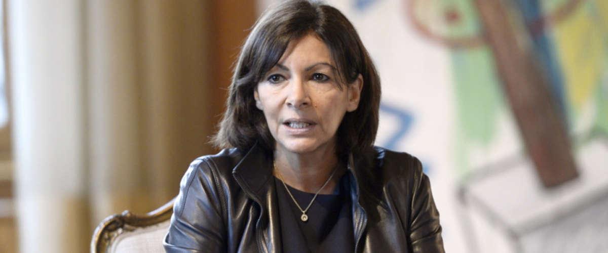 Anne Hidalgo - Ph : Stéphane de Sakutin - AFP -