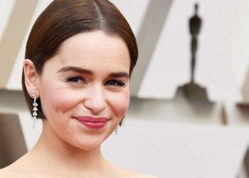 Emilia Clarke Ph: Frazer Harrison/Getty Images/AFP