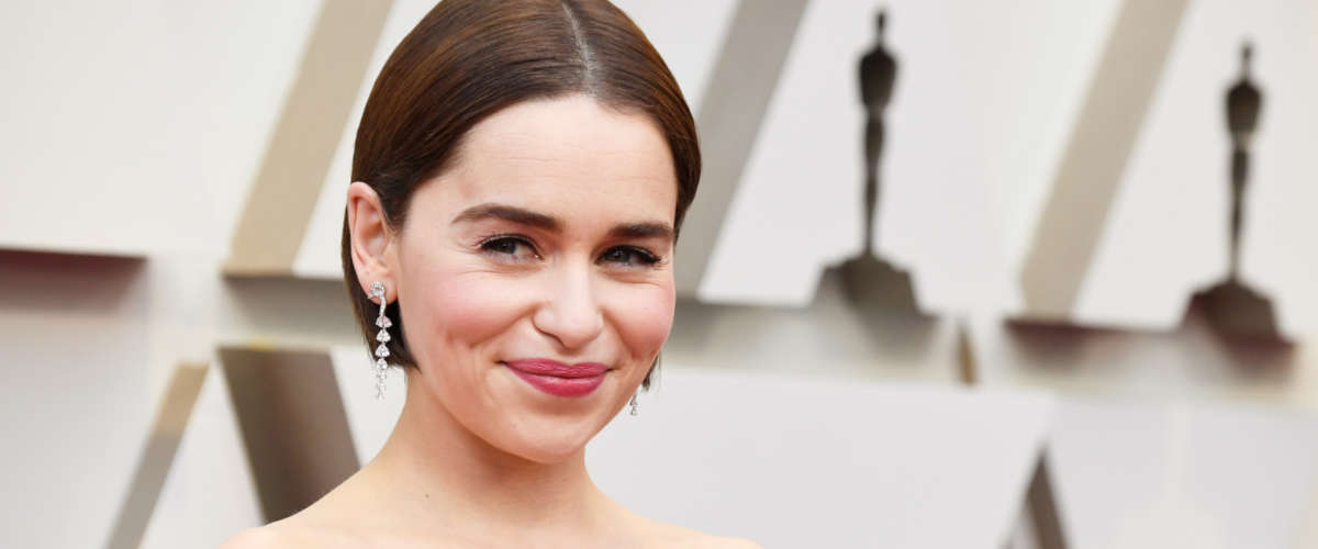 Emilia Clarke Ph: Frazer Harrison/Getty Images/AFP