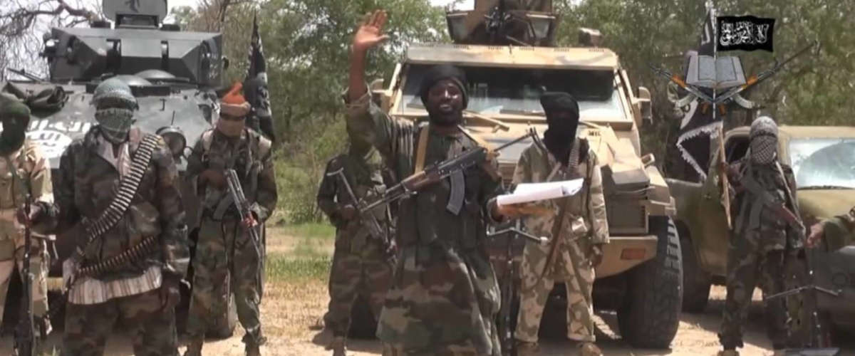 """AFP PHOTO / BOKO HARAM"""
