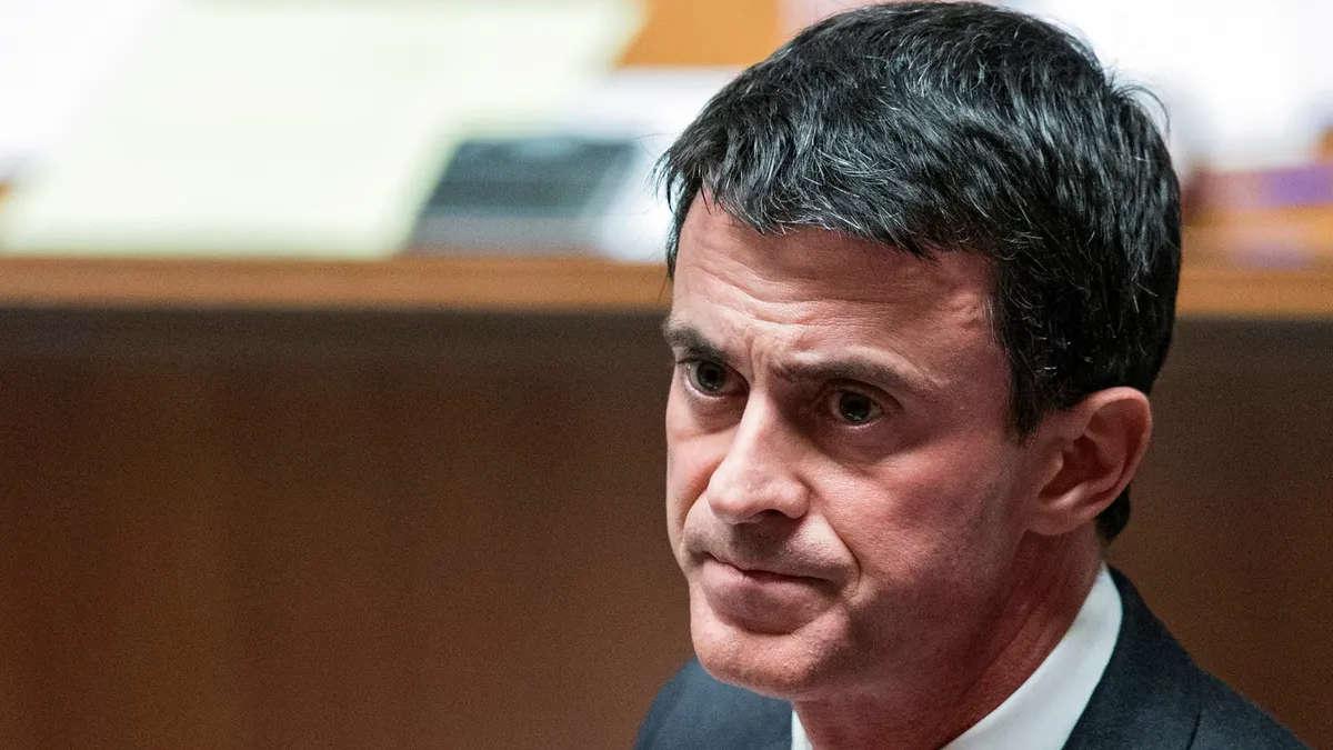 Manuel Valls (Etienne Laurent/EPA)