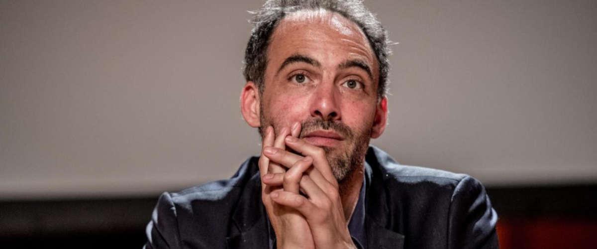 Raphaël Glucksmann. - PH : Mathieu Golinvaux.