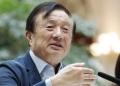 Ren Zhengfei, fondateur de Huawei | photo: Pauta.cl