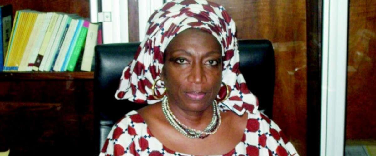 Geneviève Boko Nadjo, vice-présidente de la CENA