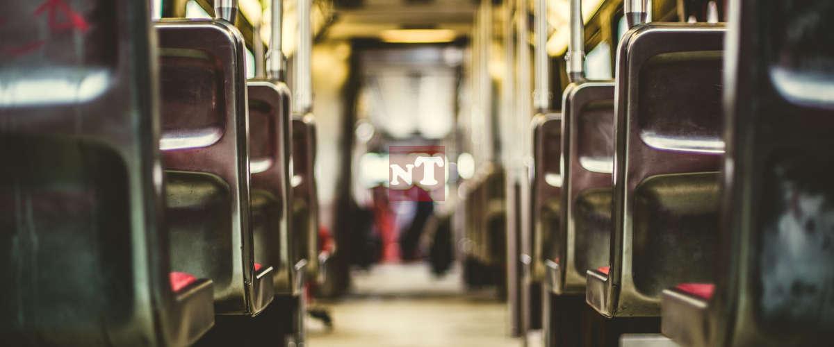 L'intérieur d'un bus (ph. d'illustration)