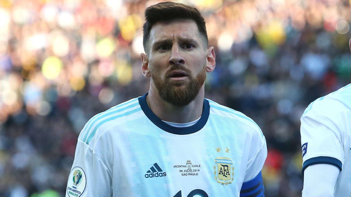 Messi (Photo : ALEXANDRE SCHNEIDER/GETTY IMAGES)