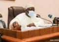 Louis Vlavonou, Pdt de l'Assemblée nationale du Bénin