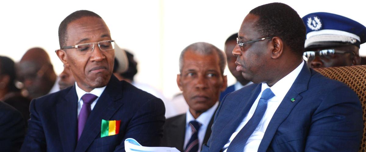 Abdou Mbaye/Macky Sall