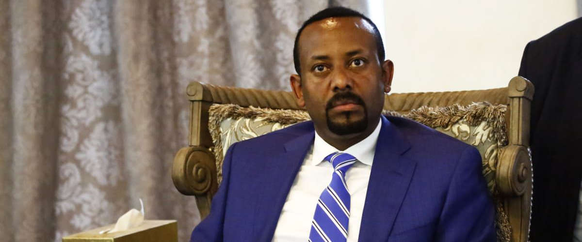 Abiy Ahmed, premier ministre éthiopien. Photo AFP