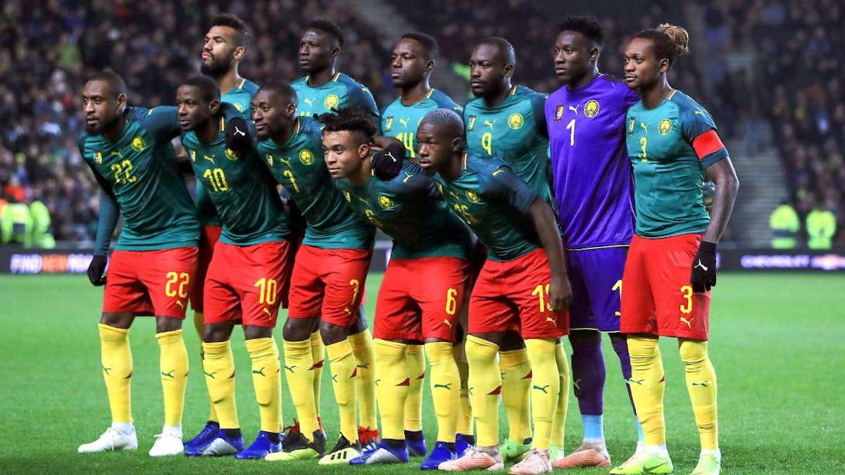 Photo d'illustration : equipe Cameroun