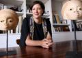 Marie-Cécile Zinsou critique l'exposition des œuvres d'art du Bénin à Paris