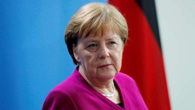 Merkel dément un échange houleux avec Macron sur l'Otan