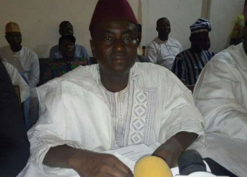 Alphonse Djembou, le coordonnateur démissionnaire des Fcbe