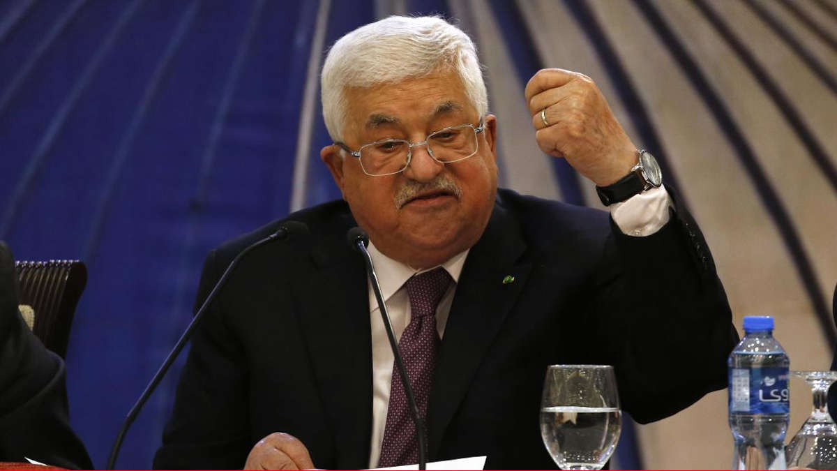 Mahmoud Abbas - AFP