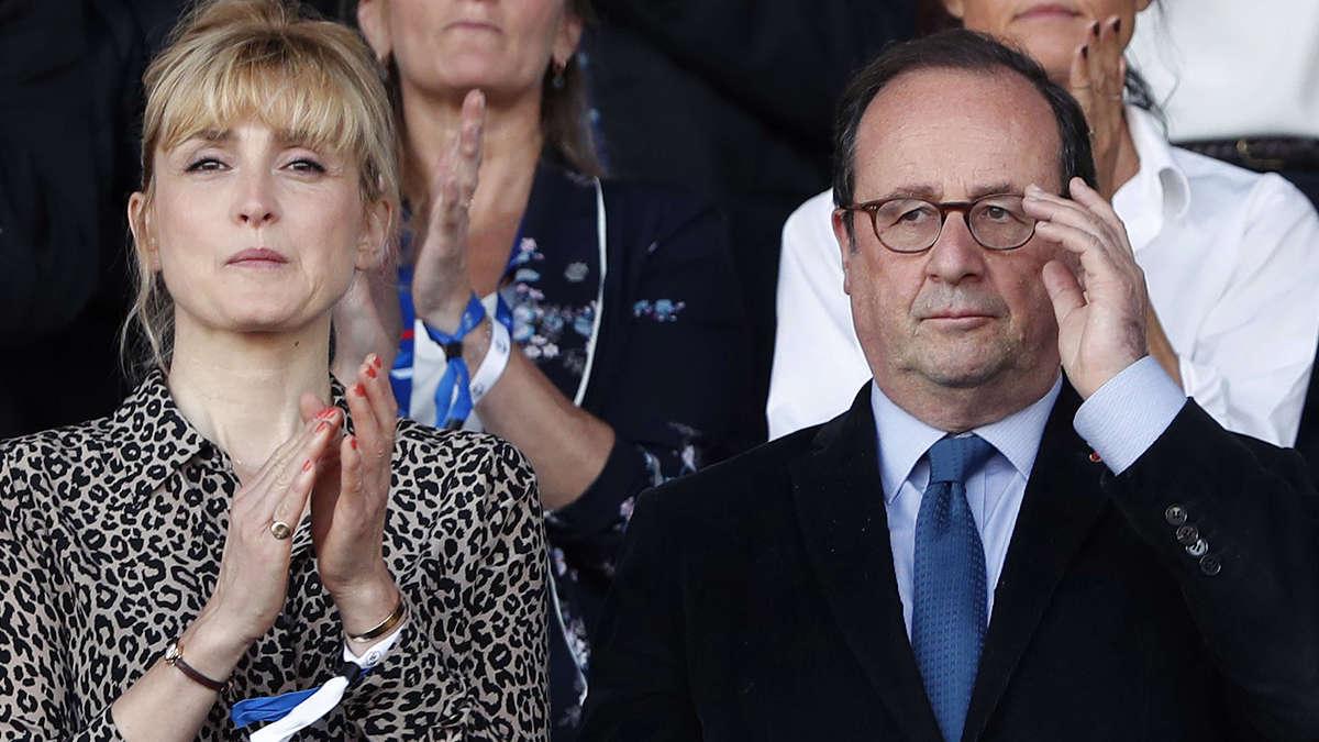 Julie Gayet et François Hollande séparés ? La réponse très claire de l'actrice